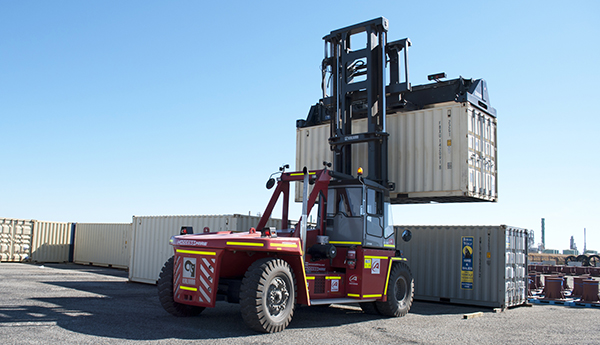 ACCESSHIREAUSTRALIA-Kalmar ContainerHandler-Henderson-WA